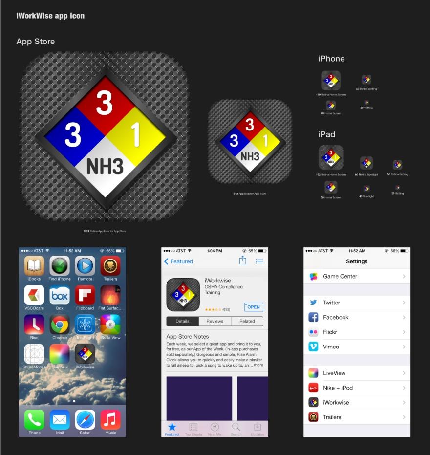 iWW app icon